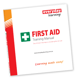 first aid training manual